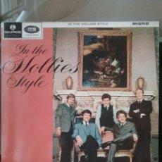 Discos de vinilo: HOLLIES 1964 REEED. EMI SPAIN 1987. Lote 254722925