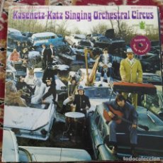 Discos de vinilo: THE KASENETZ-KATZ SINGING ORCHESTRAL CIRCUS (LP, ALBUM) (1968/UK). Lote 254725065