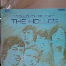 Discos de vinilo: THE HOLLIES 1968 REED. BGO RECORDS ENGLAND 80'S. Lote 254725135