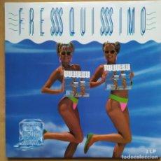 Discos de vinilo: LPS (2) TÍTULO FRESSSQUISSSIMO - COMO NUEVO. Lote 254727090