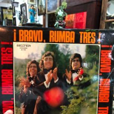 Discos de vinilo: LP BRAVO !!! RUMBA TRES. Lote 254730925