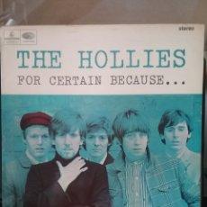 Discos de vinilo: THE HOLLIES 1967 ORIGINAL ENGLAND PARLOPHONE RECORDS. Lote 254734255