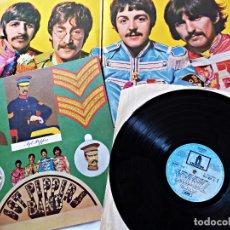 Discos de vinilo: THE BEATLES. DISCO LP SGT PEPPERS. LONELY HEARTS. 1967. Lote 254736305
