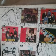 Discos de vinilo: THE HOLLIES SINGLES COLLECTION 64- 66 SEE FOR MILES RECORDS 1987. Lote 254736495