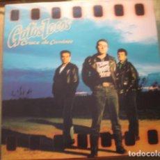 Discos de vinilo: GATOS LOCOS CRUCE DE CAMINOS. Lote 254738540
