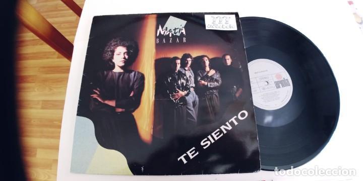 MATIA BAZAR-MAXI TE SIENTO (Música - Discos de Vinilo - Maxi Singles - Canción Francesa e Italiana)