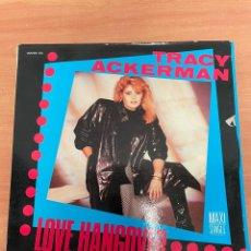 Discos de vinilo: TRACY ACKERMAN ,LOVE HANGOVER. Lote 254744535