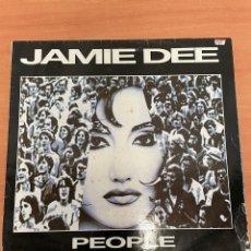Discos de vinilo: JAMIE DEE. Lote 254745255