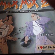Discos de vinilo: MÁX MIX, 2, VINILO A ESTRENAR. Lote 254745405
