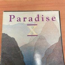 Discos de vinilo: PARADISE X. Lote 254745455