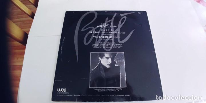 Discos de vinilo: MIGUEL BOSE-MAXI AIRE SOY - Foto 2 - 254745710