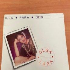 Discos de vinilo: OLGA LARA. Lote 254745755