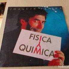Discos de vinilo: JOAQUIN SABINA. FISICA Y QUIMICA. LP VINILO. Lote 254749980