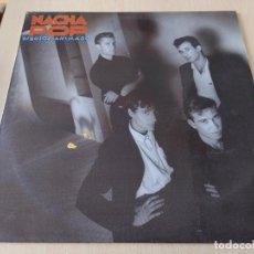 Discos de vinilo: ANTONIO VEGA NACHA POP - DIBUJOS ANIMADOS - CON ENCARTE 1985 PRIMERA EDICION POLYDOR. Lote 254750400