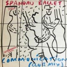 Discos de vinilo: SPANDAU BALLET - COMMUNICATION. Lote 254751855