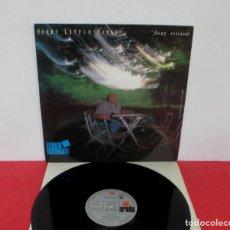 Discos de vinilo: BLUE SYSTEM - SORRY LITTLE SARAH / BIG BOYS DON'T CRY - MAXI - ARIOLA 1987 SPAIN / EXCELENTE. Lote 254760255