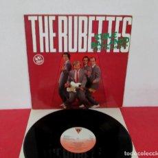 Discos de vinilo: THE RUBETTES - SIGUE BAILANDO / KEEP ON DANCING - MAXI SINGLE - VICTORIA 1985 SPAIN VINILO EXCELENTE. Lote 254762385