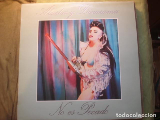 ALASKA Y DINARAMA NO ES PECADO (Música - Discos - LP Vinilo - Grupos Españoles de los 70 y 80)