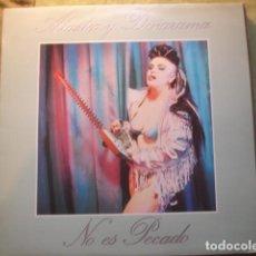 Disques de vinyle: ALASKA Y DINARAMA NO ES PECADO. Lote 254773740