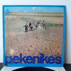 Discos de vinilo: LOS PEKENIKES. HISPAVOX. 1966. ESP.. Lote 254774885