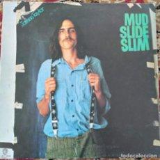 Discos de vinilo: JAMES TAYLOR - MUD SLIDE SLIM AND THE BLUE HORIZON (LP, ALBUM, GAT) (1971/UK) PRIMERA ED.. Lote 254779800