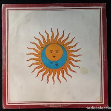 Discos de vinilo: KING CRIMSON - LARKS´ TONGUES IN ASPIC. Lote 254782565