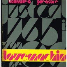 Discos de vinilo: UNLIMITED PLEASURE - LOVE MACHINE - MAXI SINGLE 1990 - ED. ALEMANIA. Lote 254783515