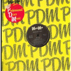 Discos de vinilo: TWO WITHOUT HATS - TRY YAZZ - MAXI SINGLE 1989 - ED. ESPAÑA. Lote 254786120