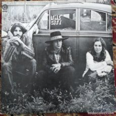 Discos de vinilo: THE CITY - NOW THAT EVERYTHING'S BEEN SAID (LP, ALBUM) (ODE RECORDS Z12 44 012) (US). Lote 254789175