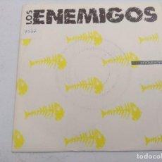 Discos de vinilo: LOS ENEMIGOS/BOQUERON/SINGLE.. Lote 254790410
