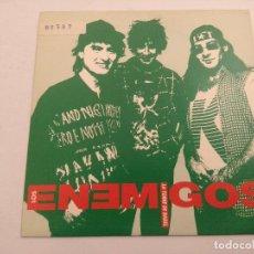 Discos de vinilo: LOS ENEMIGOS/LA TORRE DE BABEL/SINGLE.. Lote 254790980