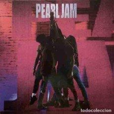 Discos de vinilo: PEARL JAM TEN (LP) . VINILO DIRECTO GRUNGE ROCK AND ROLL EDDIE VEDDER SEATTLE. Lote 254791405