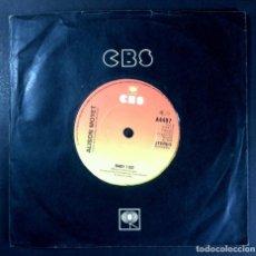 Discos de vinilo: ALISON MOYET - LOVE RESURRECTION / BABY I DO - SINGLE UK 1984 - CBS. Lote 254793895