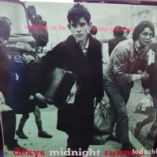 Discos de vinilo: DEXYS MIDNIGHT RUNNERS - SEARCHING FOR THE YOUNG SOUL REBELS - LP. SELLO EMI 1980. Lote 254794100