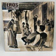 Discos de vinil: LP - VINILO EROS RAMAZZOTTI - EN CIERTOS MOMENTOS + ENCARTE - ESPAÑA - AÑO 1987. Lote 254794245