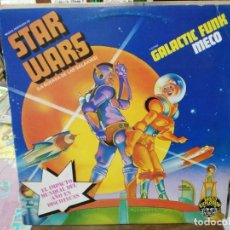 Discos de vinilo: MECO - MUSIC INSPIRED BY STAR WARS AND OTHER GALACTIC FUNK - LP. DEL SELLO RCA 1977. Lote 254795180