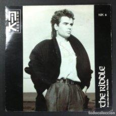 Discos de vinilo: NIK KERSHAW - THE RIDDLE / PROGRESS - SINGLE UK 1984 - MCA. Lote 254795260