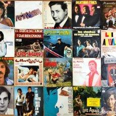 Discos de vinilo: LOTE 20 SINGLES NACIONAL VARIADO. Lote 254798050