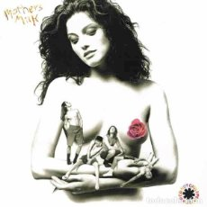 Discos de vinilo: RED HOT CHILI PEPPERS MOTHERS MILK (LP) . REEDICIÓN VINILO FUNK ROCK AND ROLL. Lote 254798355