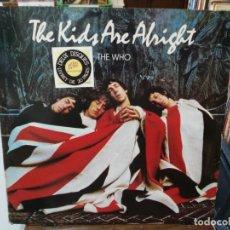 Discos de vinilo: THE WHO - THE KIDS ARE ALRIGHT - DOBLE LP. DEL SELLO POLYDOR 1979. Lote 254798850