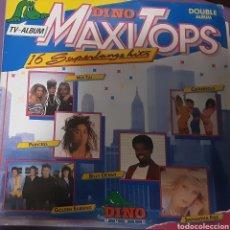Discos de vinilo: VINILO MAXI TOPS 16 SUPERLANGE HITS. Lote 254799140