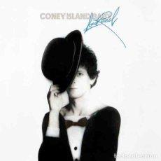 Discos de vinilo: LOU REED CONEY ISLAND BABY (LP) . REEDICIÓN VINILO GLAM ROCK AND ROLL. Lote 254799590