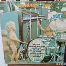 Discos de vinilo: WOODSTOCK TWO - THREE DAYS OF PEACE AND MUSIC - DOBLE LP. DEL SELLO COTILLION 1974. Lote 254800055