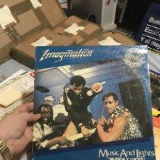 Discos de vinilo: IMAGIMATION . MUSICA Y LUCES .. Lote 254808980