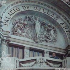 Discos de vinilo: PEDRO VARGAS ESTUCHE CON 3 LPS. DEL CONCIERTO EN EL TEATRO PALACIO DE BELLAS ARTES EDITADO EN MÉXICO. Lote 254809315