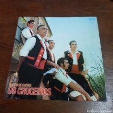 Discos de vinilo: GRUPO DE GAITAS OS CRUCEIROS ( VIGO ). Lote 254810270