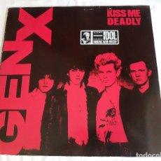 Discos de vinil: GEN X -KISS ME DEADLY- (1984) LP DISCO VINILO. Lote 254811825