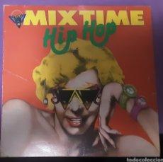 Discos de vinilo: VINILO MIX TIME HIP HOP (QUEEN, PAUL MC CARTNEY, TINA TURNER...). Lote 254812985