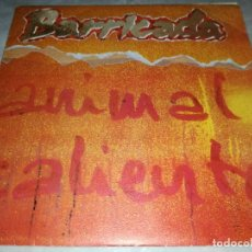 Discos de vinilo: BARRICADA-ANIMAL CALIENTE. Lote 254818540