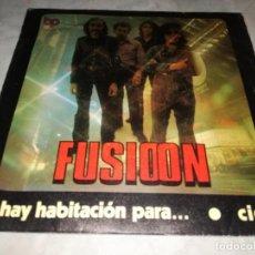 Discos de vinilo: FUSIOON-NO HAY HABITACION PARA.... Lote 254821705